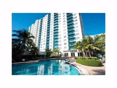 4001 S Ocean Drive UNIT 7 L, Hollywood, FL 33019 - MLS#: RX-10459434