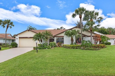 5615 Pleasant Valley Lane, Delray Beach, FL 33484 - MLS#: RX-10459452