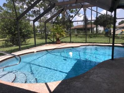 1373 SW Ingrassina Avenue, Port Saint Lucie, FL 34953 - MLS#: RX-10459467