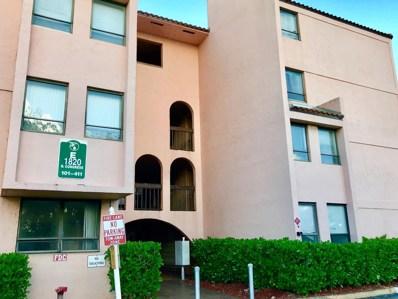 1820 N Congress Avenue UNIT 203, West Palm Beach, FL 33401 - MLS#: RX-10459483