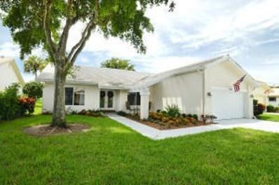 6306 Casabella Lane Lane, Boca Raton, FL 33433 - MLS#: RX-10459491