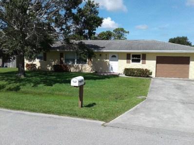 6105 Raintree Trail, Fort Pierce, FL 34982 - MLS#: RX-10459492