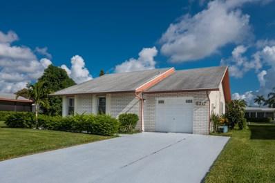 6217 Stanley Lane, Delray Beach, FL 33484 - MLS#: RX-10459497