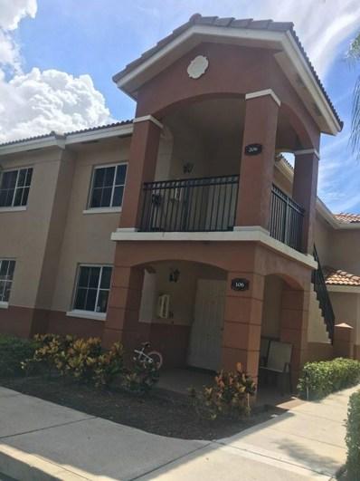 3474 Briar Bay Boulevard UNIT 106, West Palm Beach, FL 33411 - MLS#: RX-10459585