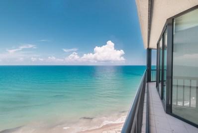 8800 S Ocean S Drive UNIT Ph-1405, Jensen Beach, FL 34957 - MLS#: RX-10459591