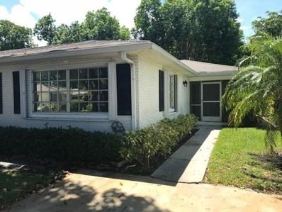 10079 S 44th Drive UNIT 381, Boynton Beach, FL 33436 - MLS#: RX-10459604
