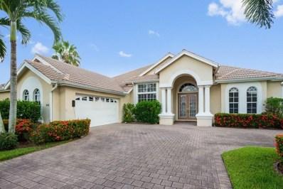 806 SW Marsh Harbor Bay, Saint Lucie West, FL 34986 - MLS#: RX-10459618