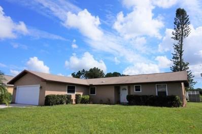 1633 SE Chello Lane, Port Saint Lucie, FL 34983 - #: RX-10459680