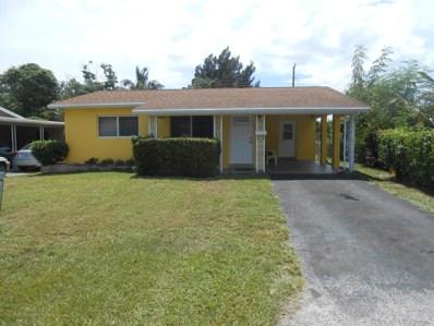 134 SW 7th Avenue, Boynton Beach, FL 33435 - MLS#: RX-10459694
