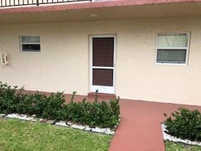 701 Lori Drive UNIT 102, Palm Springs, FL 33461 - MLS#: RX-10459715