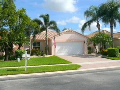 5091 Corbel Lake Way, Boynton Beach, FL 33437 - MLS#: RX-10459817