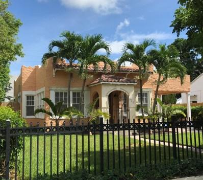521 39th Street, West Palm Beach, FL 33407 - MLS#: RX-10459831