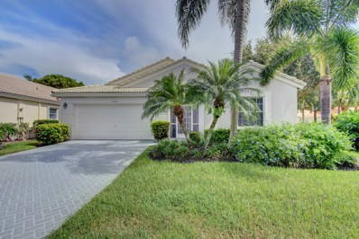 12585 Coral Lakes Drive, Boynton Beach, FL 33437 - MLS#: RX-10459856