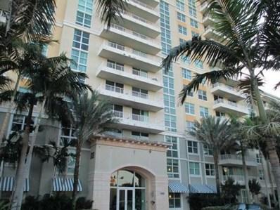 700 E Boynton Beach Boulevard UNIT 704, Boynton Beach, FL 33435 - MLS#: RX-10459897