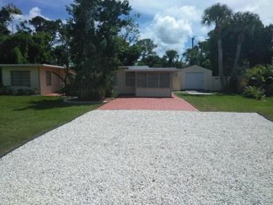 327 SW Dyer Drive, Stuart, FL 34994 - MLS#: RX-10459906