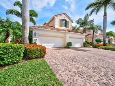 126 Palm Bay Terrace UNIT C, Palm Beach Gardens, FL 33418 - MLS#: RX-10459950