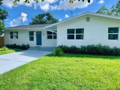844 Avon Road, West Palm Beach, FL 33401 - MLS#: RX-10459994