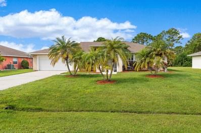 5762 NW Jigsaw Lane, Port Saint Lucie, FL 34986 - MLS#: RX-10460010