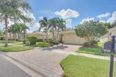12036 La Vita Way, Boynton Beach, FL 33437 - MLS#: RX-10460025