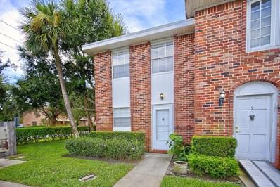 413 N Cypress Drive UNIT 1, Tequesta, FL 33469 - MLS#: RX-10460042