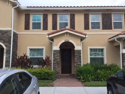 5355 Ellery Terrace, West Palm Beach, FL 33417 - MLS#: RX-10460044