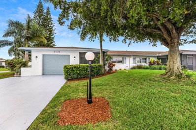 6108 Overland Place, Delray Beach, FL 33484 - MLS#: RX-10460069
