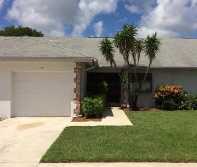 192 Bent Arrow Drive, Jupiter, FL 33458 - MLS#: RX-10460088