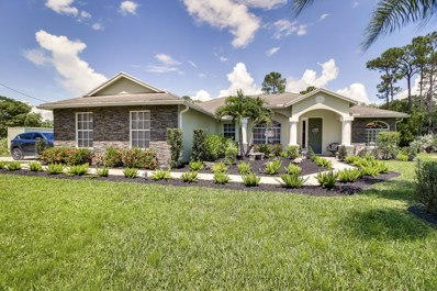 16857 N 73rd Court, Loxahatchee, FL 33470 - MLS#: RX-10460099