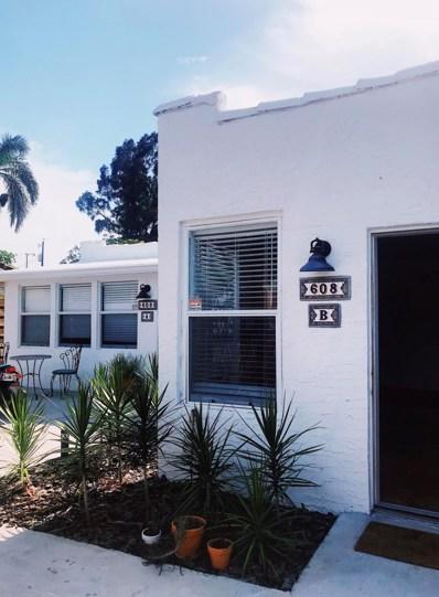 608 SE 3rd Avenue, Delray Beach, FL 33483 - MLS#: RX-10460110