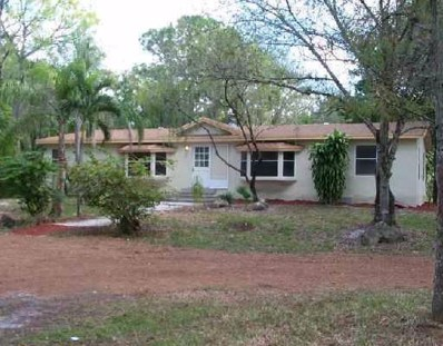 14511 Collecting Canal Road, Loxahatchee Groves, FL 33470 - MLS#: RX-10460113