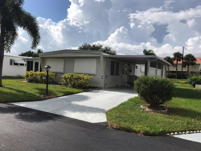 8326 South Street, Boca Raton, FL 33433 - MLS#: RX-10460115