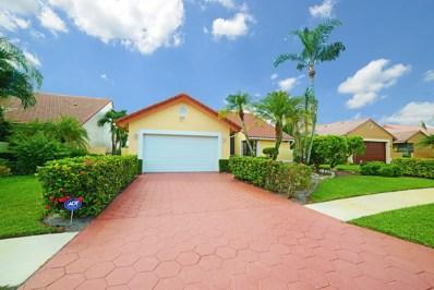 19340 Cherry Hills Terrace, Boca Raton, FL 33498 - MLS#: RX-10460135