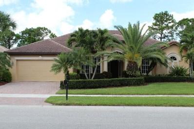 854 SW Saint Tropez Court, Port Saint Lucie, FL 34986 - #: RX-10460272