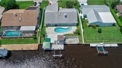 1549 SW Dyer Point Road, Palm City, FL 34990 - MLS#: RX-10460282