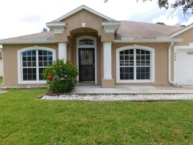 534 NW Cornell Avenue, Port Saint Lucie, FL 34983 - MLS#: RX-10460353