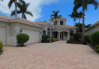 46 Island Drive, Boynton Beach, FL 33436 - MLS#: RX-10460357