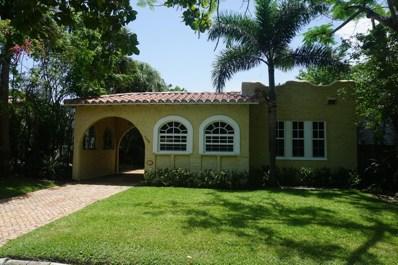 740 Avon Road, West Palm Beach, FL 33401 - MLS#: RX-10460426