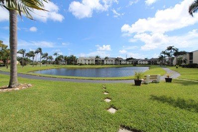 1119 Green Pine Boulevard UNIT G1, West Palm Beach, FL 33409 - MLS#: RX-10460508