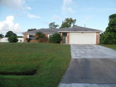 130 SW Ridgecrest Drive, Port Saint Lucie, FL 34953 - MLS#: RX-10460528