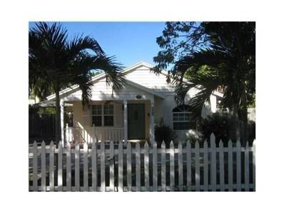 415 32nd Street, West Palm Beach, FL 33407 - MLS#: RX-10460543