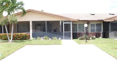 5757 Wanda Lane, Delray Beach, FL 33484 - MLS#: RX-10460560