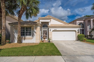 6248 Branchwood Drive, Lake Worth, FL 33467 - MLS#: RX-10460561