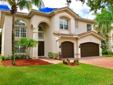 10921 Sunset Ridge Circle, Boynton Beach, FL 33473 - #: RX-10460564