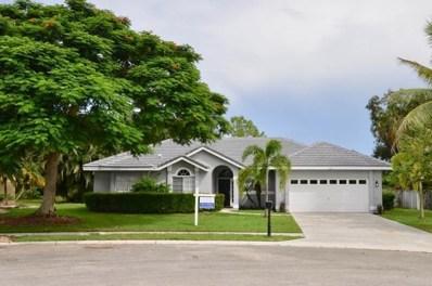 2420 Stonegate Drive, Wellington, FL 33414 - MLS#: RX-10460575