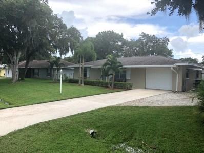 7605 Bayard Road, Fort Pierce, FL 34951 - MLS#: RX-10460584