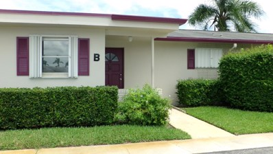 2641 W Barkley Drive UNIT B, West Palm Beach, FL 33415 - MLS#: RX-10460591