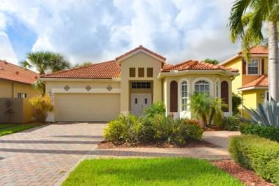 4796 Gateway Gardens Drive, Boynton Beach, FL 33436 - MLS#: RX-10460604