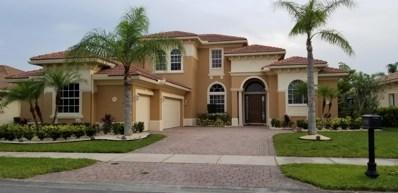 11701 SW Rossano Lane, Port Saint Lucie, FL 34987 - #: RX-10460619