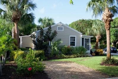 2400 Ridgeway Avenue, West Palm Beach, FL 33401 - MLS#: RX-10460673