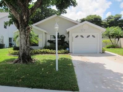 4732 Brook Drive, West Palm Beach, FL 33417 - MLS#: RX-10460750